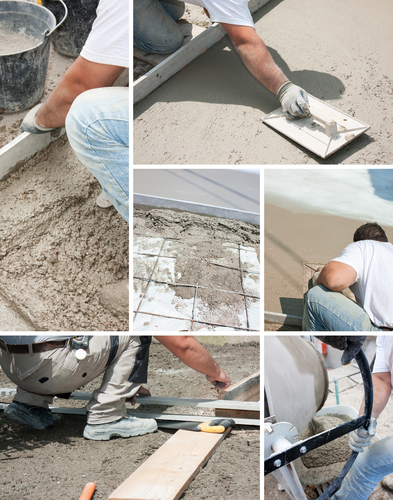 Top 16 Mistakes People Make When Installing Concrete - Houston ready